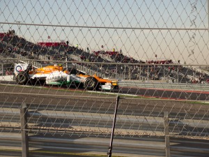 Nico Hulkenberg (Force India Ferrari) - Final Practice