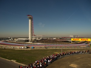 Observation Tower over Turn 13
