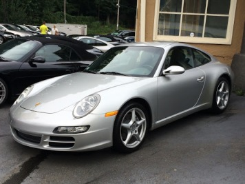 Meet June, Jon's New Porsche 911 Carrera (Type 997)