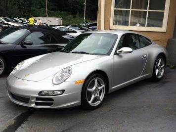 Meet June, Jon's New Porsche 911 Carrera (Type 997)