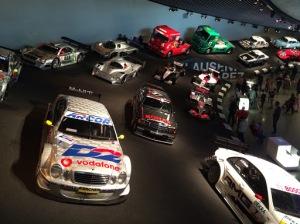 Jon's 10th Anniversary European Trip - Belgium Grand Prix, Porsche Museum, Mercedes Museum