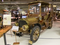 1905 Pierce Great Arrow. A Great Arrow was the winner of the first Glidden Trophy at the 1905 AAA Reliability Tour which covered 870 miles from New York to Bretton Woods NH. The Great Arrow defended its Glidden Trophy for five consecutive years.