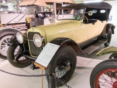 """1921 Mercer Touring Car. Mercer was best known for the 1911-1915 """"Raceabout"""" - the premier race car of the era."""