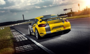 Cayman GT4 Clubsport MR