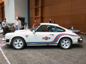 Porsche 911 (3.2 Carrera?)